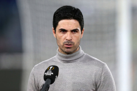 Mikel Arteta is looking for a replacement for Real Madrid's Martin Odegaard