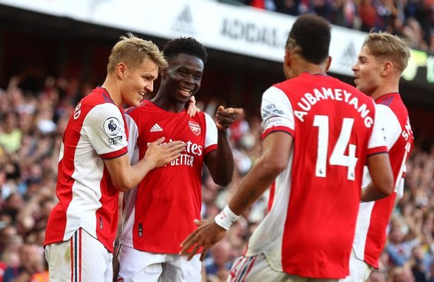 Two Young Arsenal stars set to break 10 year old Rooney and Ronaldo record as Adams sends message to Mikel Arteta