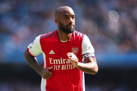 Mikel Arteta finally gives update to fans about Alexandre Lacazette