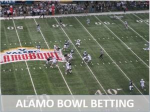 Betting on the Alamo Bowl