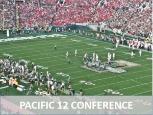 Pacific 12 Conference Games