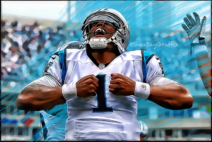 Rating NFL players Cam Newton