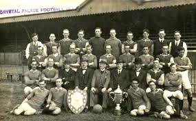 crystal palace team 1921