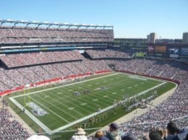 New England Patriots Stadium