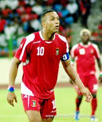 Equatorial Guinea Captain Emilio Nsue