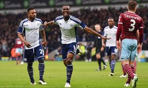 Brown Ideye celebrating after his 2nd goal vs West Ham in the FA Cup