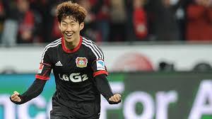 Son Heung-min - Bayer's leading scorer this season
