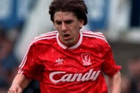Liverpool Legend Peter Breadsley