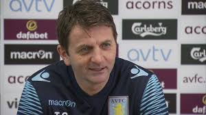 Sherwood looking forward to his first official game as manager of Villa
