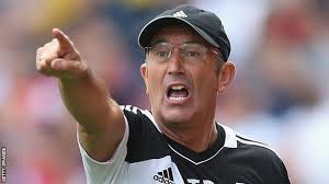 Baggies manager Tony Pulis