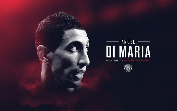 Di-Maria-Wall-Paper-Manchester-United