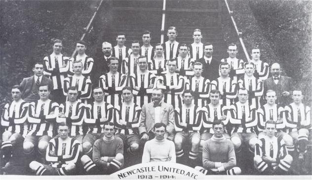 Newcastle-United-1913/14