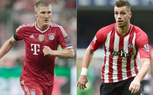 Schweinsteiger-and-Schneiderlin to Manchester united