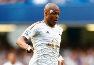 Andre-Ayew Swansea City match predictions