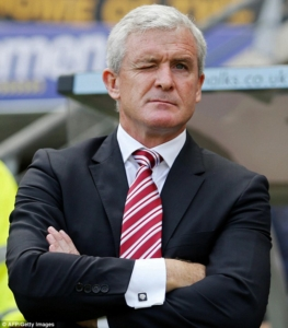 Mark-Hughes Stoke City Coach