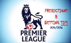 Premier League Betting Tips 2015 2016