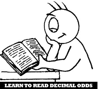 read decimal odds