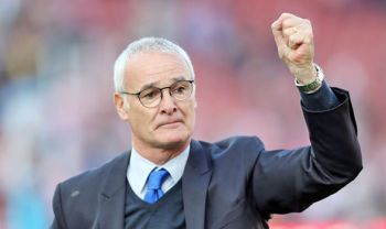 The Italian manager will be hoping he can help Leicester to another great season with European nights away them this season - Leicester 2016-17