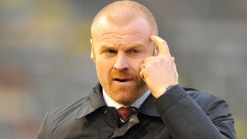 Burnley manager - Sean Dyche