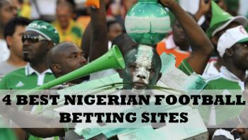 4 Best Nigerian Football Betting Sites