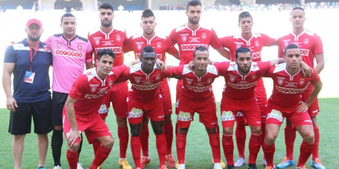 The current Tunisian Champions - Etoile du Sahel