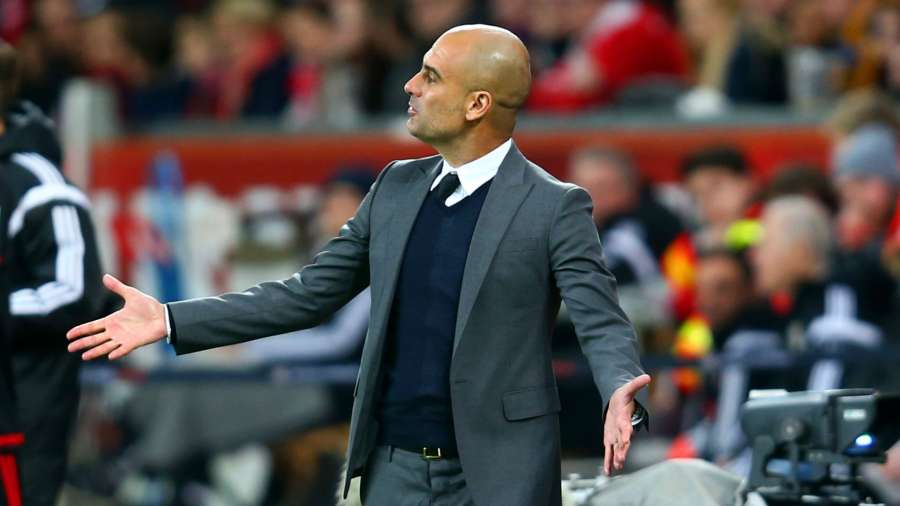 Guardiola responds to Conte