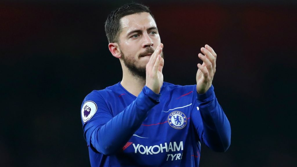 Eden Hazard - Chelsea, the player is holding talks with Real Madrid