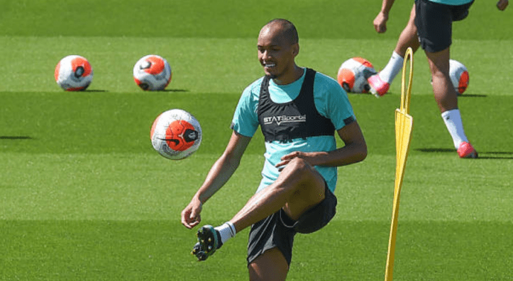 Photo of Fabinho: The 'lighthouse' at the centre of Liverpool's rise