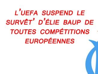 Le style d'Elie Baup loin de correspondre au standard voulu par l'UEFA