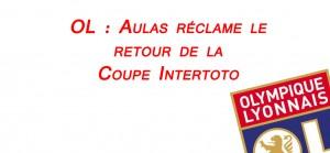 La Coupe Intertoto, le moyen pour Lyon de garnir à nouveau son armoire à trophées ?