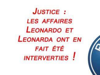FootballFrance.fr - Les affaires Leonardo et Leonarda confondues