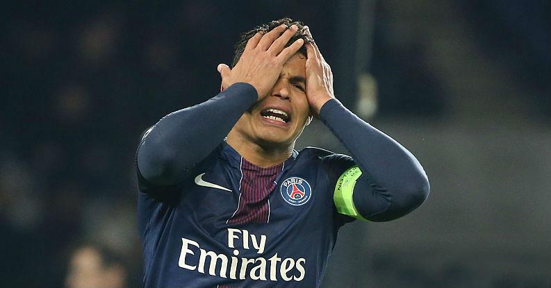 PSG – Thiago Silva : « J'ai joué contre Barcelone avec des hémorroïdes »