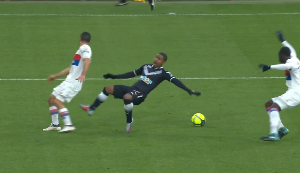 Bordeaux – Gravement pas blessé, Malcom pas absent les 6 prochains mois