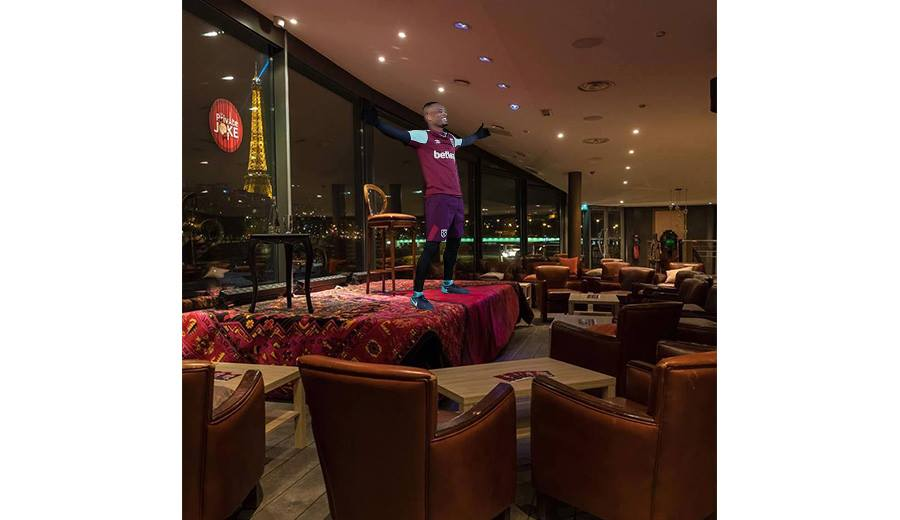 Patrice Evra va monter sur scène pour son premier one-man show