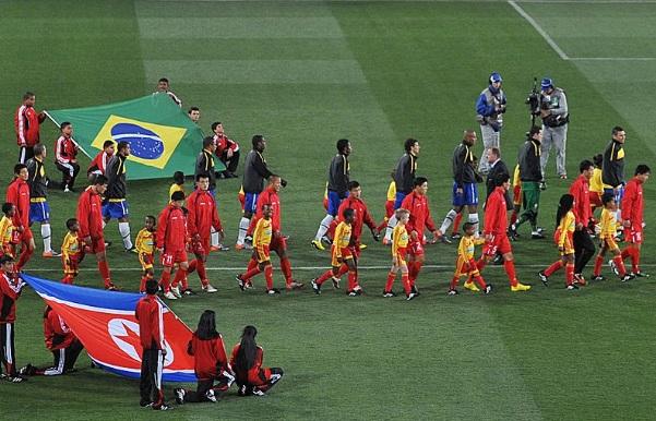 Brazil 2010 World Cup Football Betting