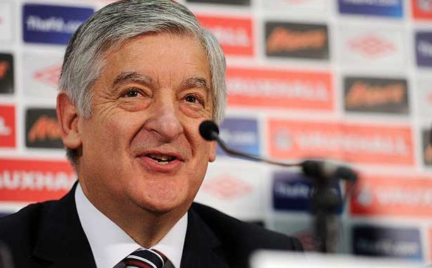 David Bernstein and FA stood up to FIFA