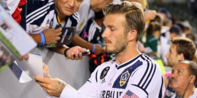 MLS 2013 Betting - David Beckham