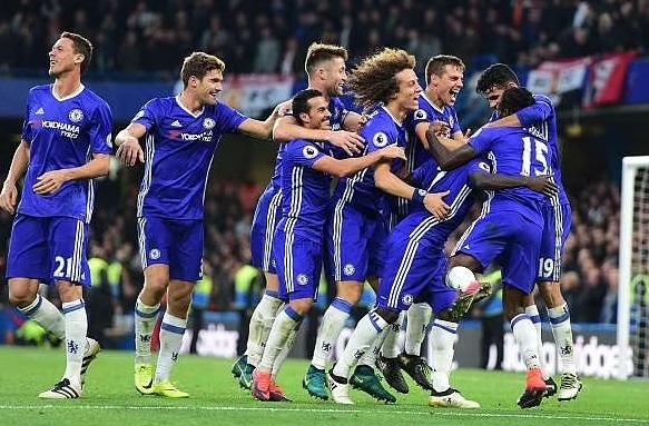 Chelsea 2017 Premier League Betting