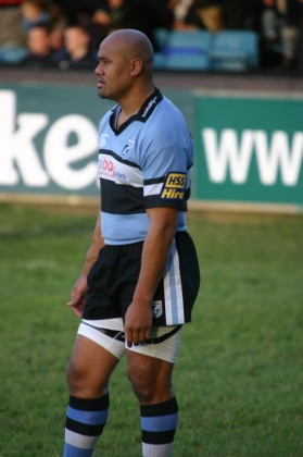 Lomu was a giant in Rugby