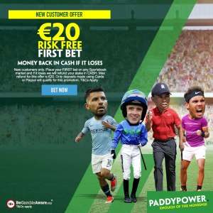 Paddy Power New Customers Offer