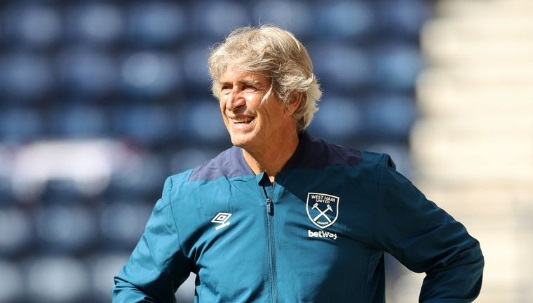 Manuel Pellegrini Sack Race Betting