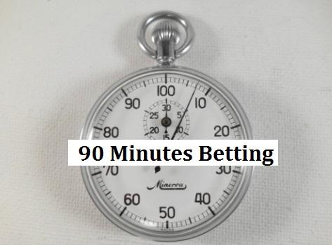 90 Minutes Football Betting