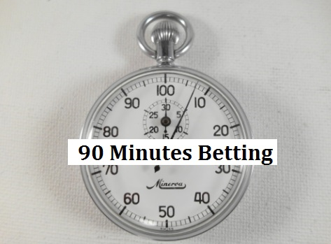 90 Minutes Football Betting