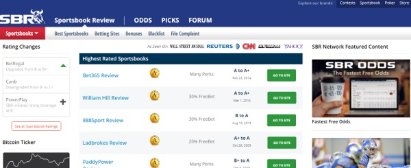 Find The Best Bookmakers