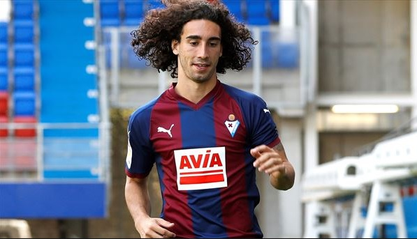 Marc Cucurella will be looking to impress when La Liga returns