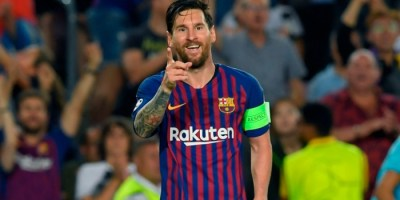 Messi To Resume For Barcelona
