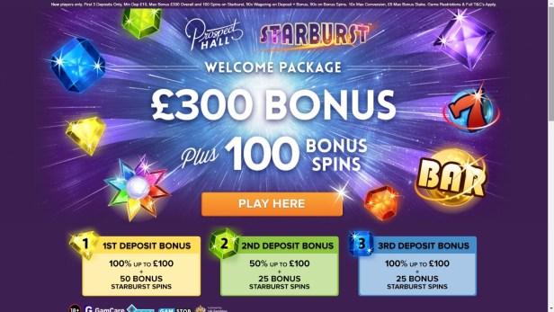 Prospect Hall Casino - One of best casinos in UK