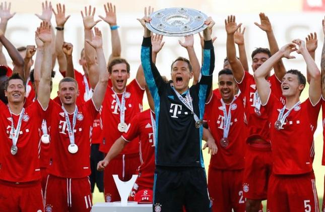 2020 Bundesliga Season Round Up - Bayern Munich Champions Again