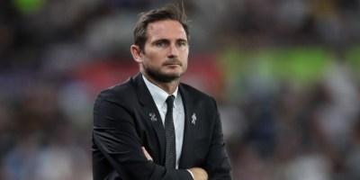 Frank Lampard of Chelsea