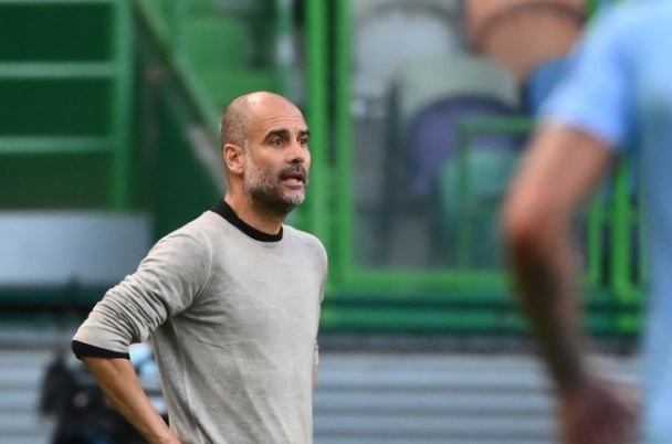 Pep to blame for Man City's Champions League Exit